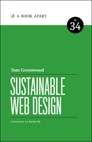Sustainable Web Design cover